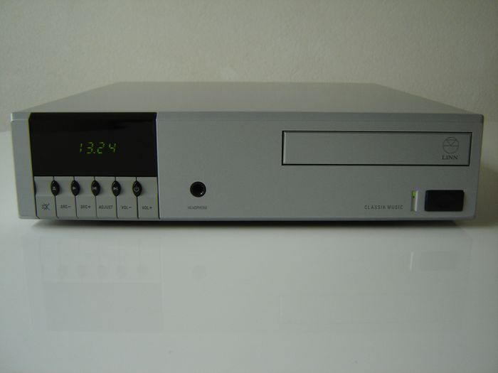 Linn - Classik - CD Player, Stereo receiver