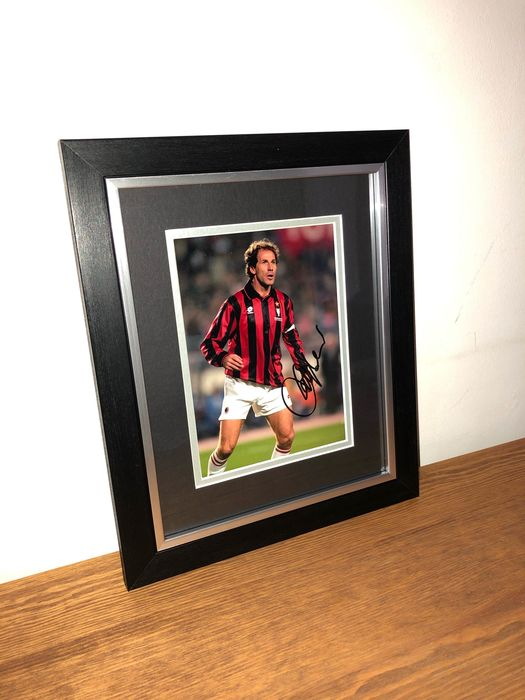 AC Milan - Italian Football League - Franco Baresi - 1990 - Photograph