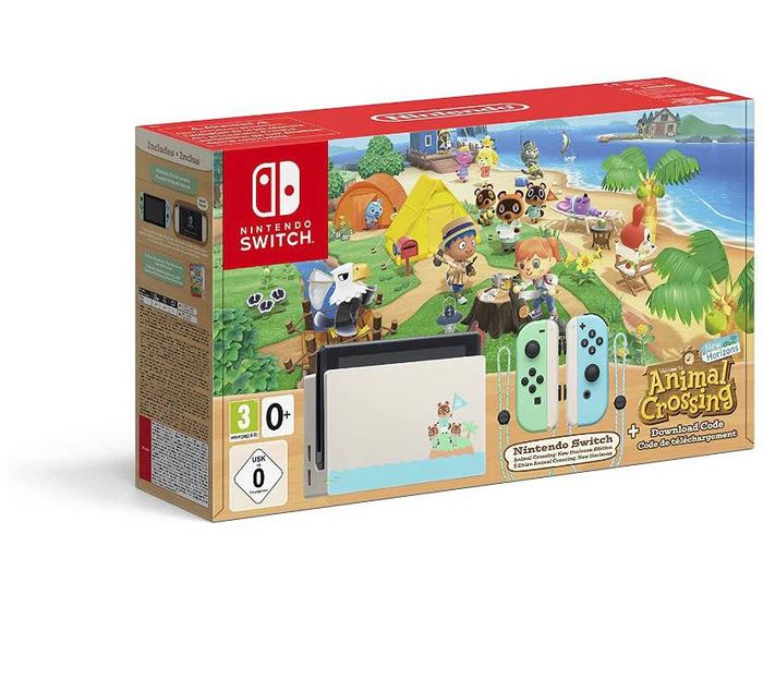 Nintendo - Nintendo Switch Animal Crossing Limited edition!