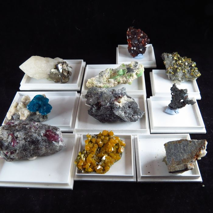Mineral Collection - 270 g