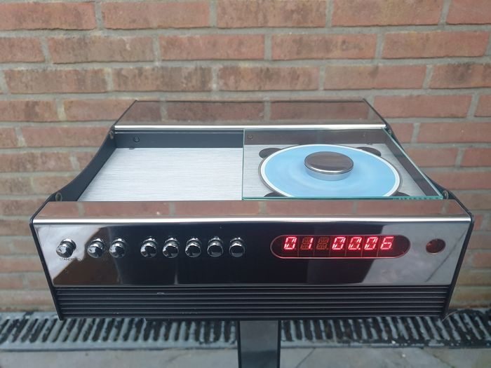 Aura  - Note April by B&W  - CD Player, Stereo receiver
