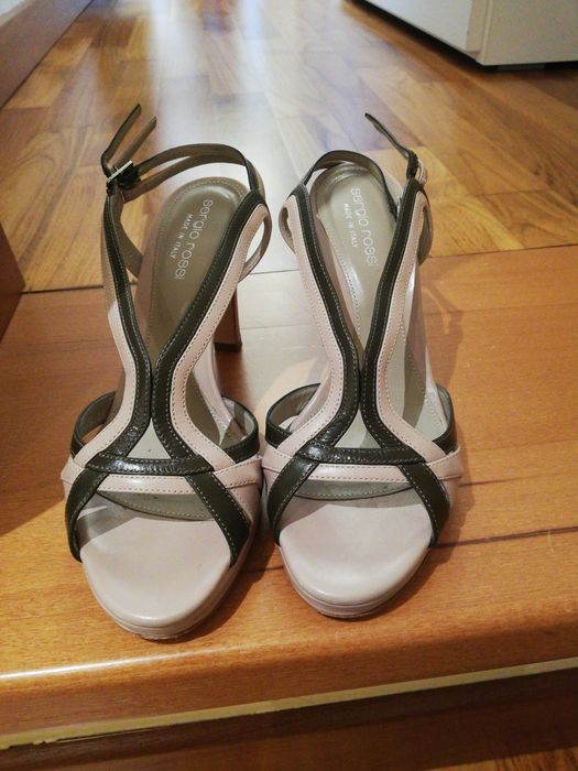 Sergio Rossi Sandals - Size: IT 35