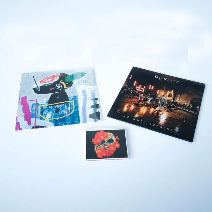 Di-rect - Merchandise package