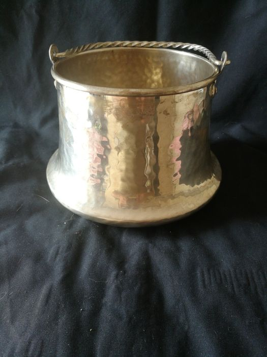 Ice Bucket (1) - .800 silver - Italy - Second half 20th century