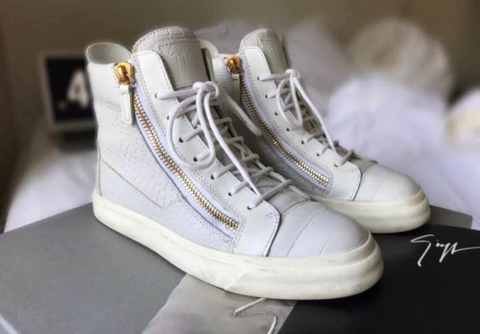 Giuseppe Zanotti - LONDON TR DONNA Sneakers - Size: IT 38