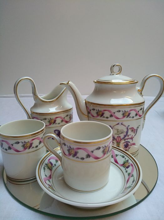 Richard Ginori - Koffieservies - Porselein