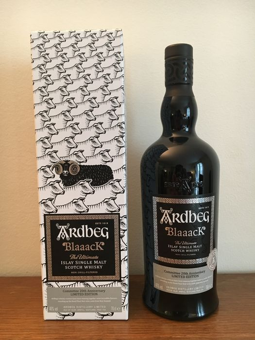 Ardbeg BlaaacK - Original bottling - 70cl