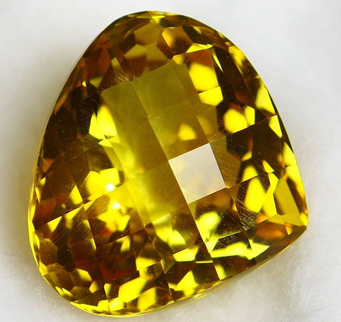 Citrine, No Reservation Price - 23.10 ct