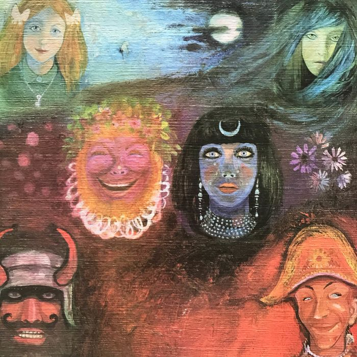 King Crimson - In The Wake Of Poseidon - LP Album - 1970/1970