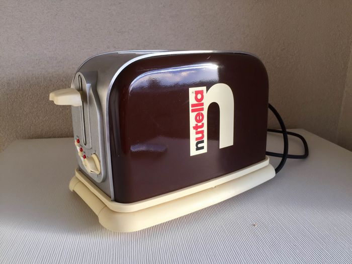 Nutella - Limited edition toaster