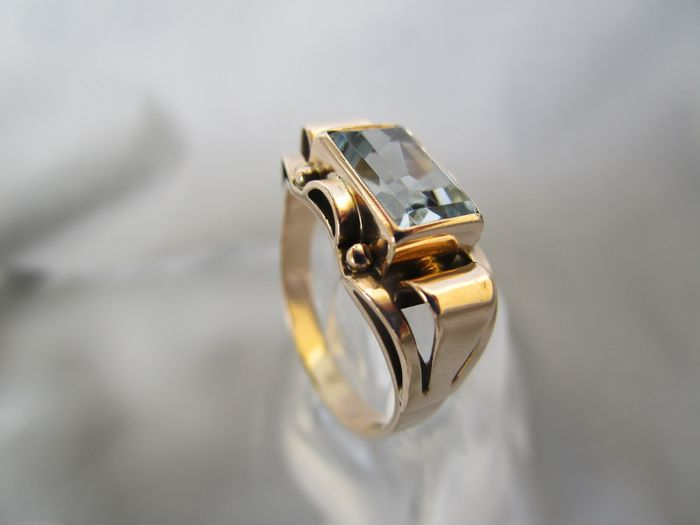 8 kt. Gold - Ring