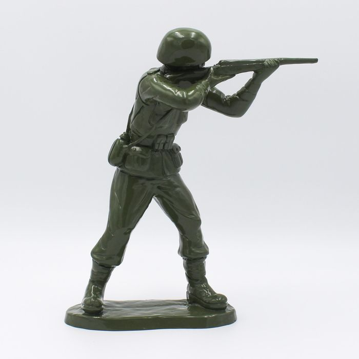 Alessandro Padovan - Peacekeepers Classic (Green Militar Light)