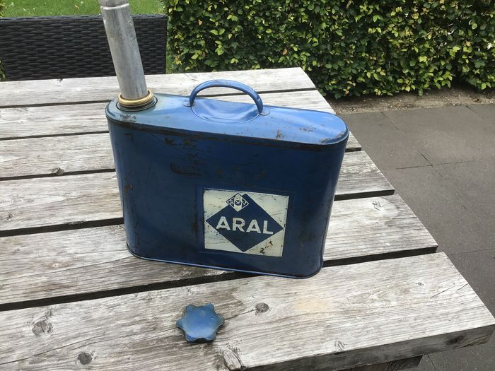 jerrycan - Jerrycan - Aral - 1950-1960