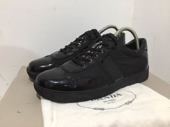 Prada - sneakers bassi Sneakers - Size: IT 40