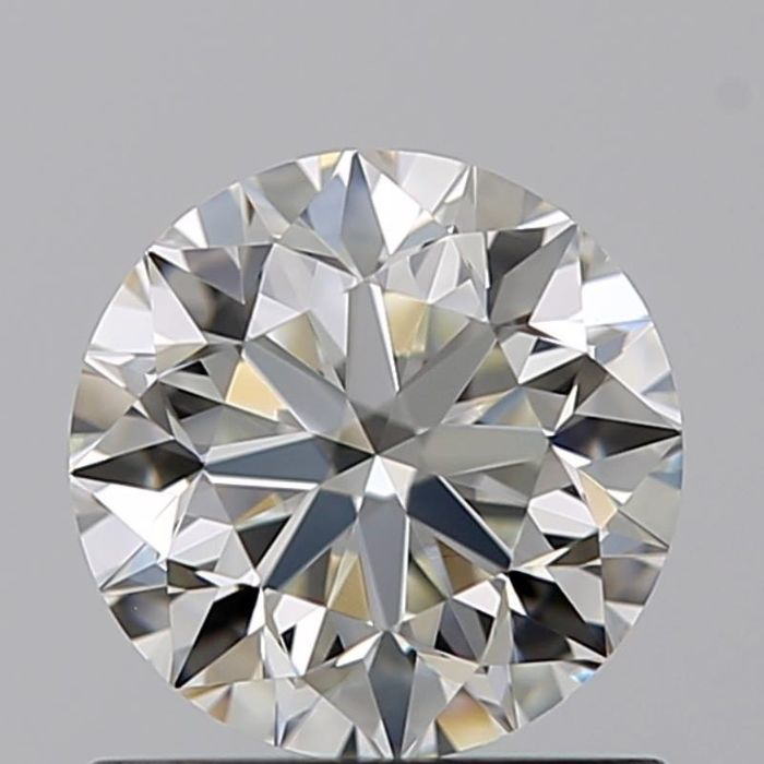 1 pcs Diamond - 0.30 ct - Brilliant, Round - I - IF (flawless), ***3EX*** ***no reserve***