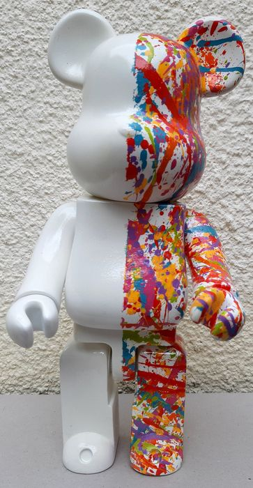 SyZeL - Double face double style BearBrick