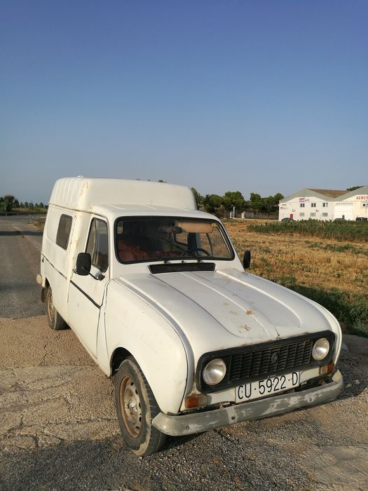 Renault - 4 F6 - NO RESERVE PRICE - 1985