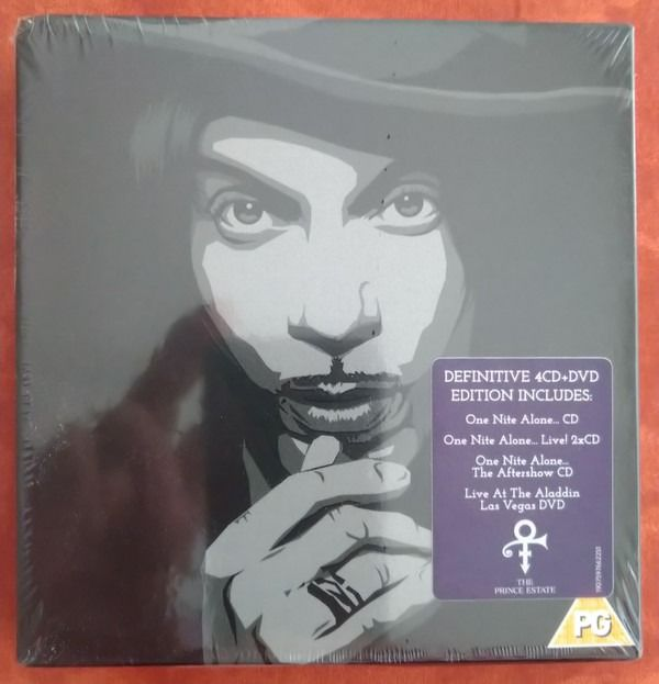 Prince - Up All Nite With Prince (The One Nite Alone Collection)     - CD's, DVD - 2020