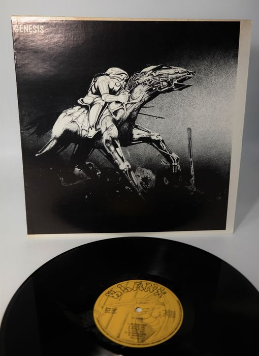 Genesis - Live At The Marquee Club In London - LP Album - 1977/1977
