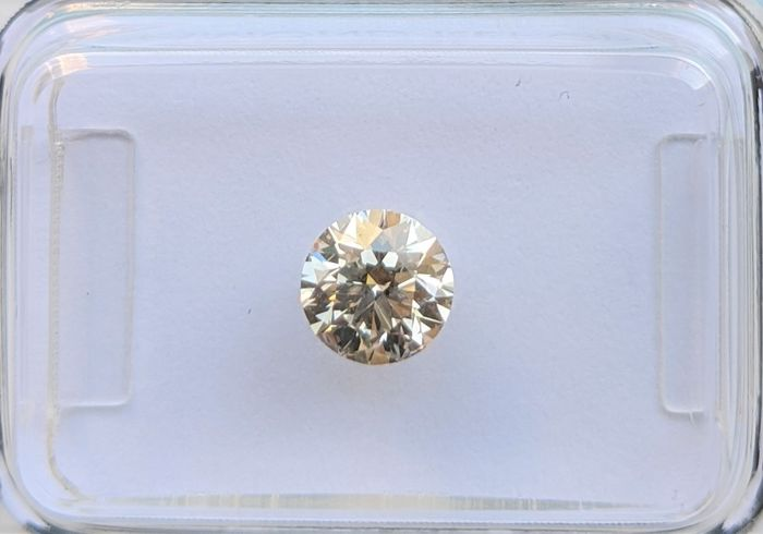 Diamante - 0.60 ct - Brillante - M - VS2, No Reserve Price