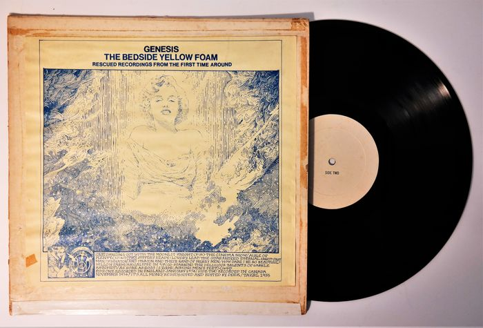 Genesis - The Bedside Yellow Foam (Rescued Recordings From The First Time Around) - LP Album - 1975/1975
