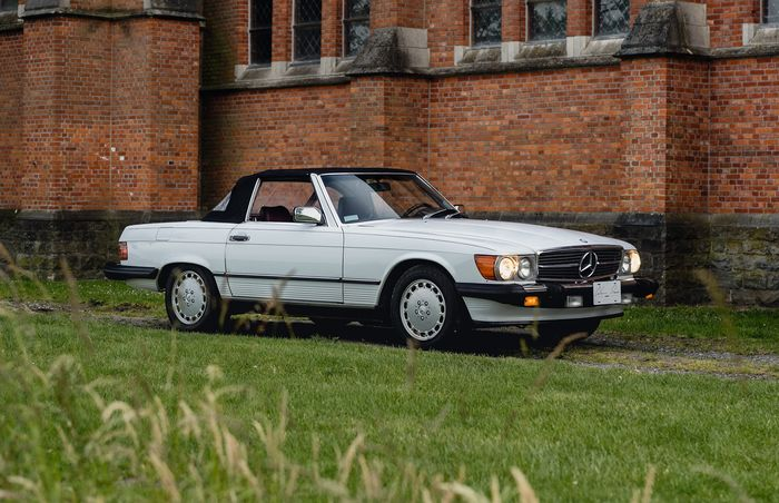 Mercedes-Benz - 560SL - 1988