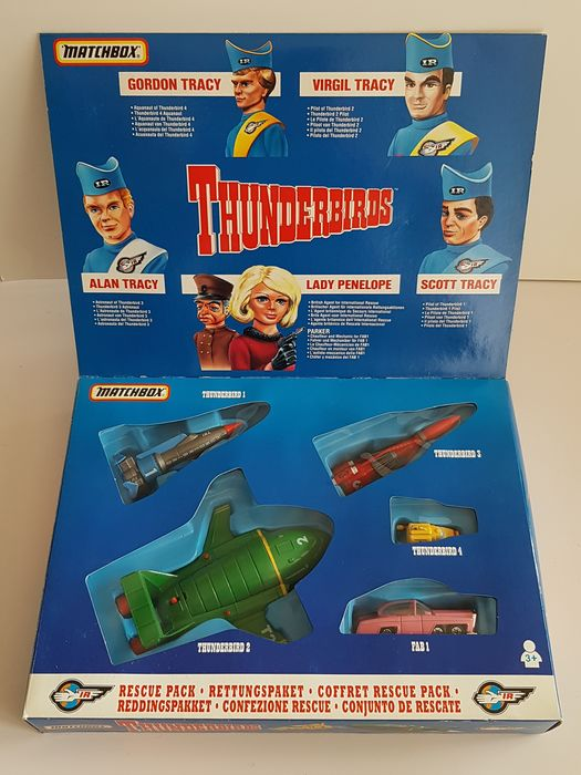 Matchbox - Thunderbirds 1993