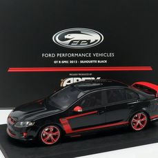 Apex Replicas - 1:18 - Ford Performance Vehicles GT R-Spec 2012 - Limited Edition oder 666 Stück
