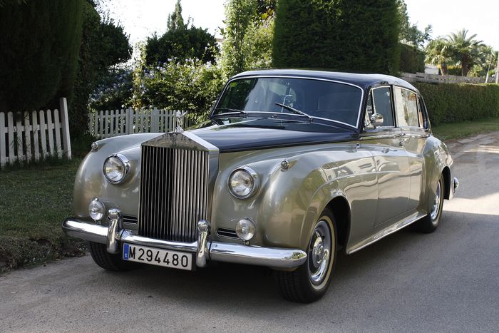 Rolls-Royce - Silver Cloud II - 1961