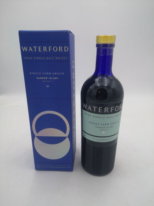 Waterford 2016 Bannow Island Edition 1,1 - b. 2020 - 70cl