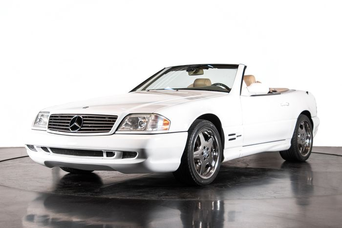 Mercedes-Benz - SL 500 - 2000