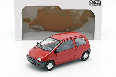 Solido - 1:18 - Renault Twingo MK1 year 1993  - Red