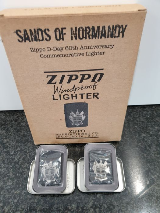 Zippo - Lighter - Collection of 3