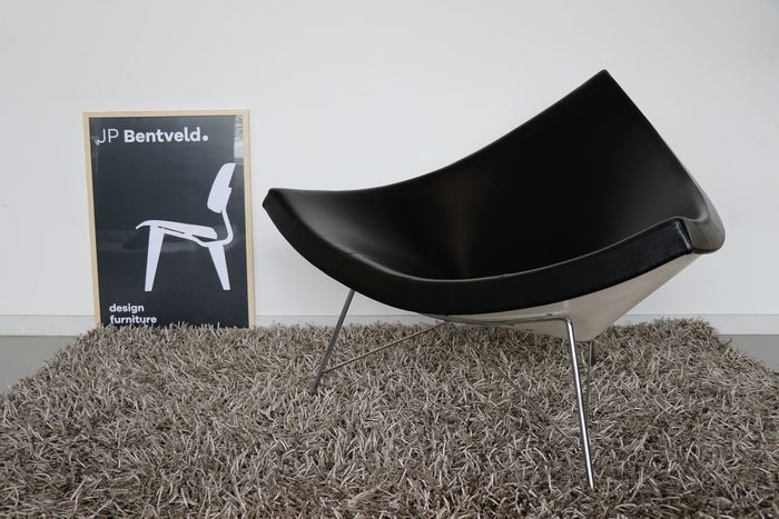 George Nelson - Vitra - Fauteuil, Lounge stoel - Coconut chair