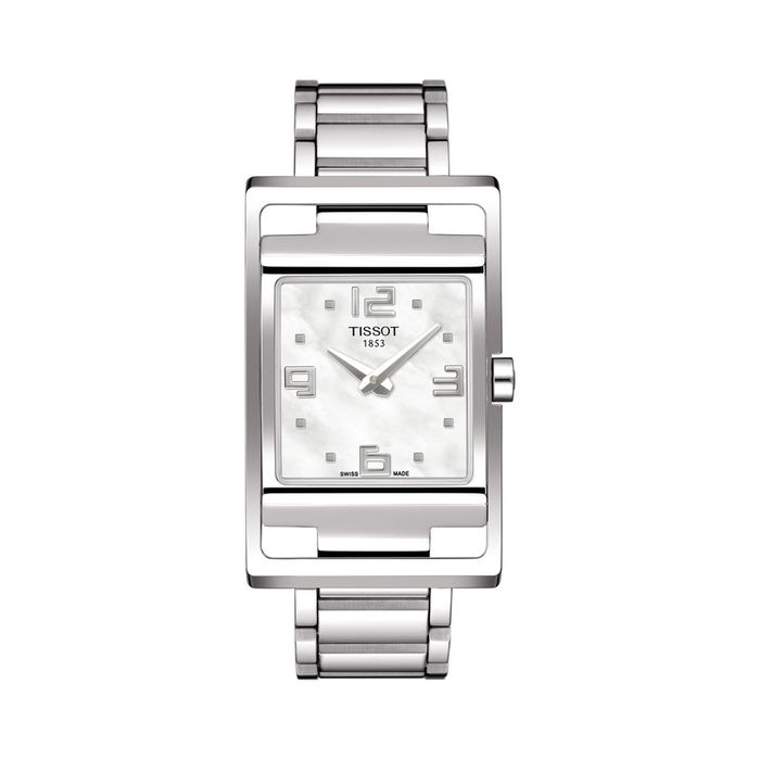 """Tissot - My-T Watch Mother of Pearl Dial Sapphire Crystal Swiss Made - T0323091111700 """"NO RESERVE PRICE"""" - Dames - Brand NEW"""