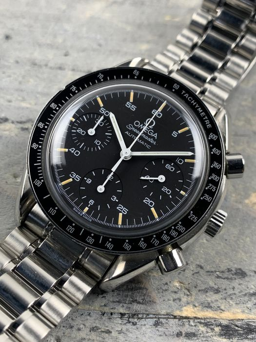 Omega - Speedmaster Reduced Chronograph Automatic - 3510.50.00  - Homme - 1990-1999