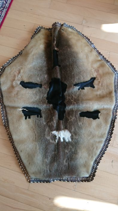 Skin - Leather - Inuit - Greenland