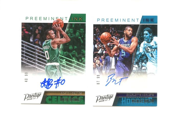 NBA Basketbal - Nowitzki - Dragic - Gasol - Parker - Rose - Kemp - Harden - Wade... - 2016 - NBA Sports Cards - Autographed - Inserts - Limited cards