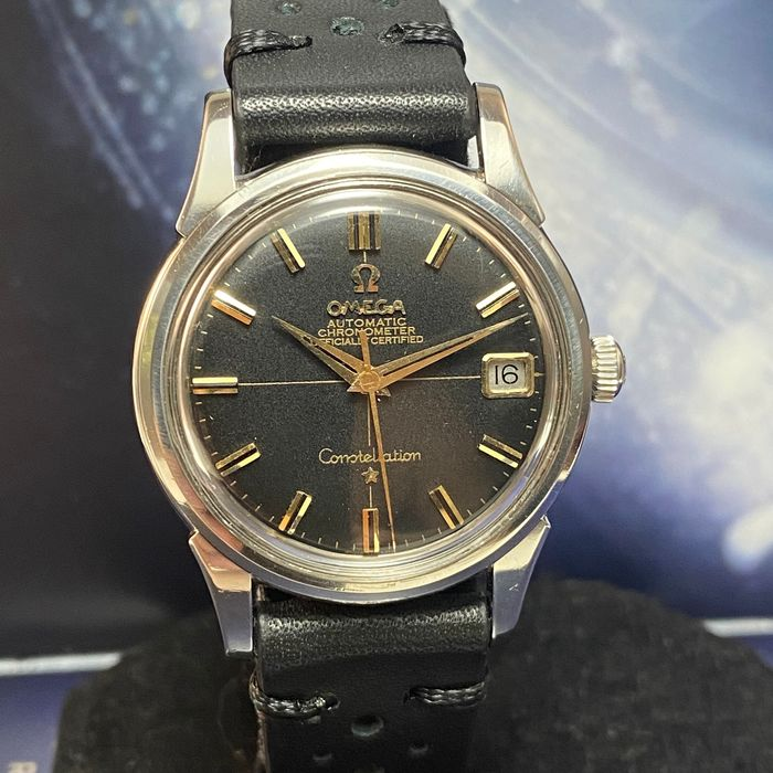 Omega - Constellation Automatic - 14393-63 SC - Homme - 1960-1969