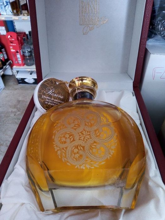 Distillerie Rossi d'Asiago - Rosone, with 24K Gold Inlays - 70cl
