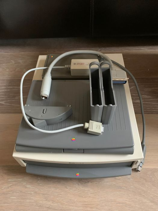 Apple Powerbook 230 with duodockII and accessories! - Portátil