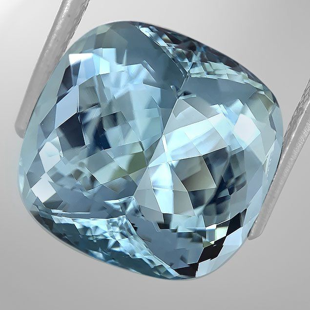 1 pcs  Aquamarijn - 20.53 ct