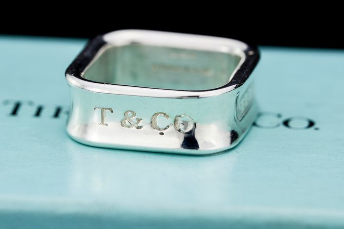 Tiffany - 925 Silver - Ring