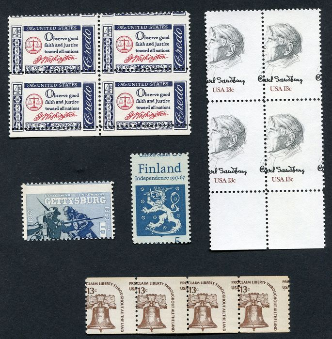 Lot 39285489 - International Stamps  -  Catawiki B.V. Weekly auction - Note the closing date of each lot