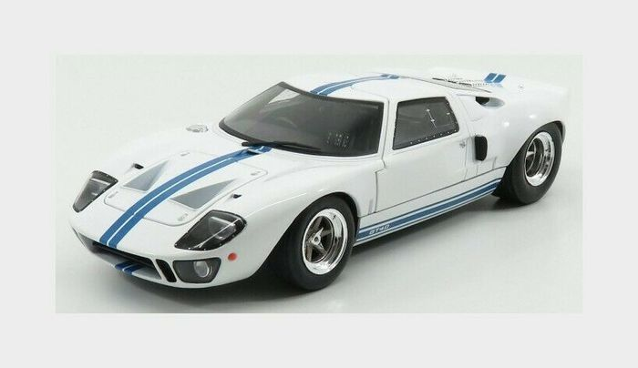 Solido - 1:18 - Ford GT 40 MK1 Wide Body