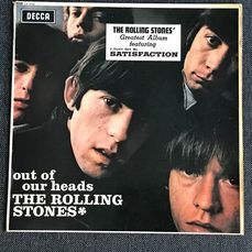 Rolling Stones - Out of our heads - LP Album - 1965/1965