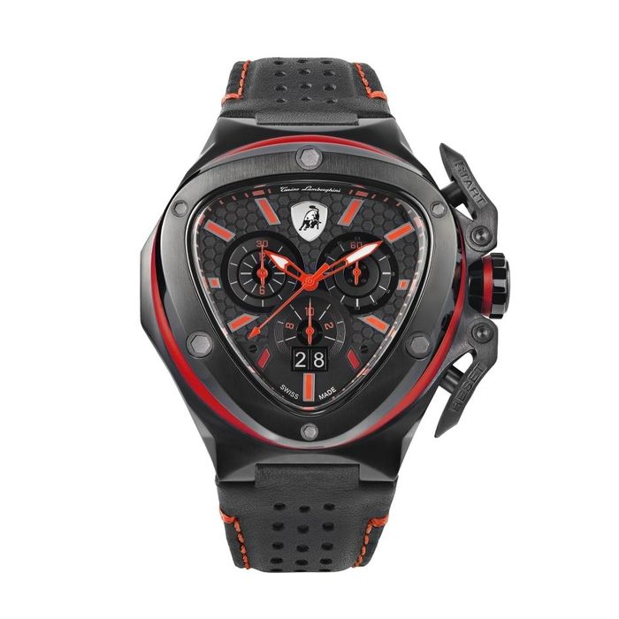 Tonino Lamborghini - Spyder X Chronograph Watch Red - T9XA - Men - 2011-present