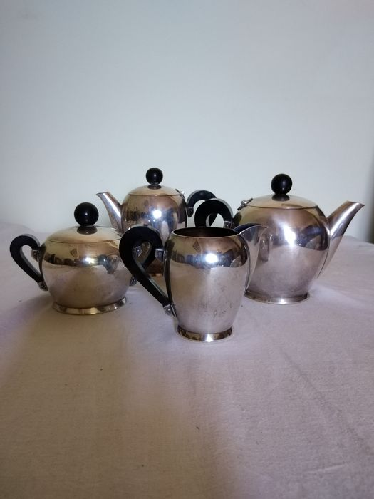 Carlo Alessi - Alessi - Tea and coffee service (4)