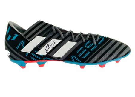 FC Barcelona - Champions Football League - Lionel Messi - Football Shoes