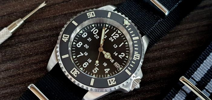 MWC - Dive Pro Limited Edition - MWSUB/SS/24LA - Heren - 2011-heden